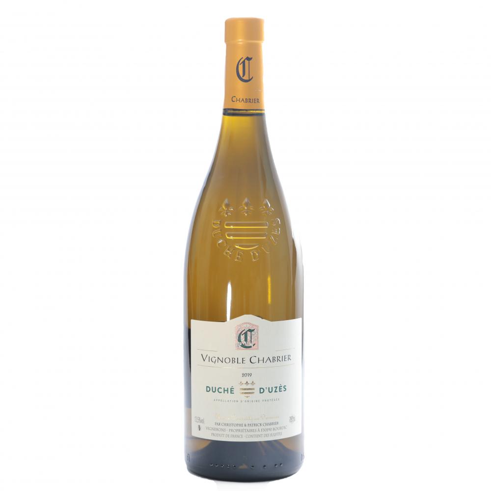 Vin de Pays dUzès blanc 2019