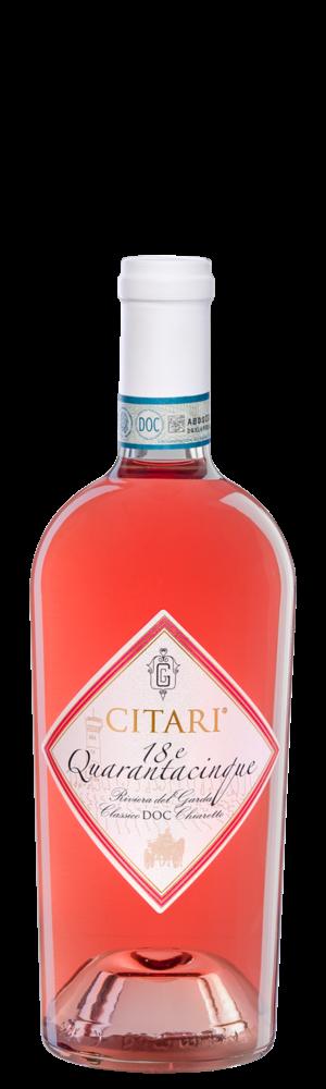 Chiaretto 2019 rosé