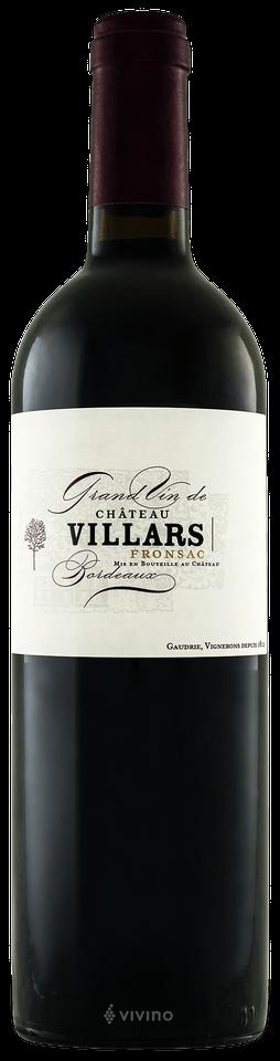 Château Villars 2015